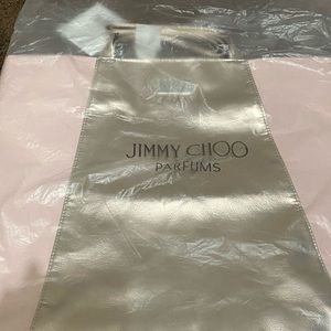 JIMMY CHOO PERFUME Rose Gold Pink  TOTE BAG